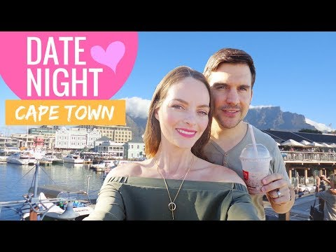 BEST DATE NIGHT IDEA!! CAPE TOWN : TRAVEL VLOG  #COASTAROUND