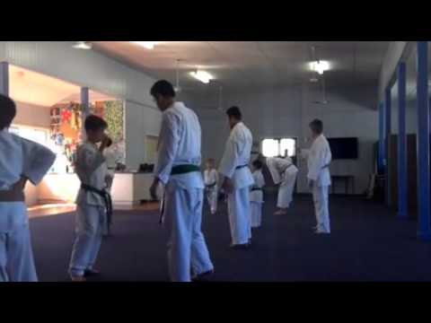 JKA Indooroopilly April 25th, 2015