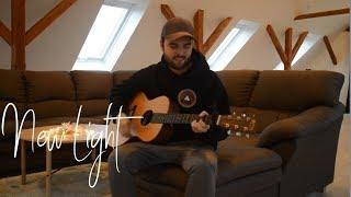 John Mayer - New Light (Cover) Video