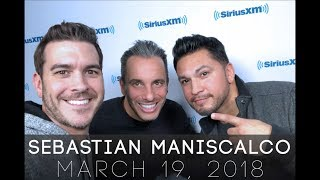 Sebastian Maniscalco with Covino & Rich