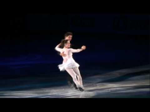 Festa  on Ice 2008  Tessa Virtue &Scott Moir  バイオリンソナタ 春