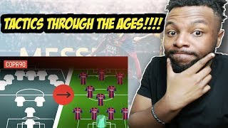 The Evolution of Football - Tactics through the Ages Reaction