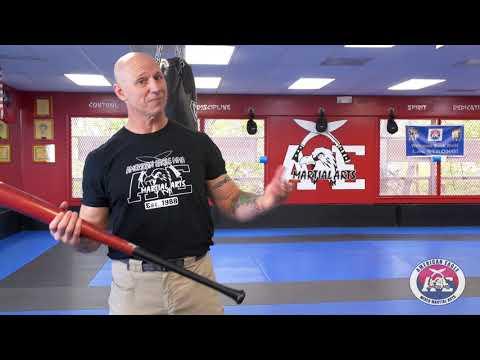 Master Phil Minute: Baseball Bat Defence