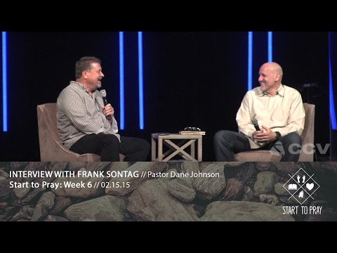 Interview with Frank Sontag