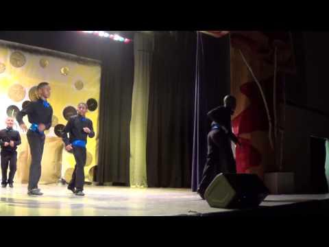 Nasir Dance Recital:  Boys Latin