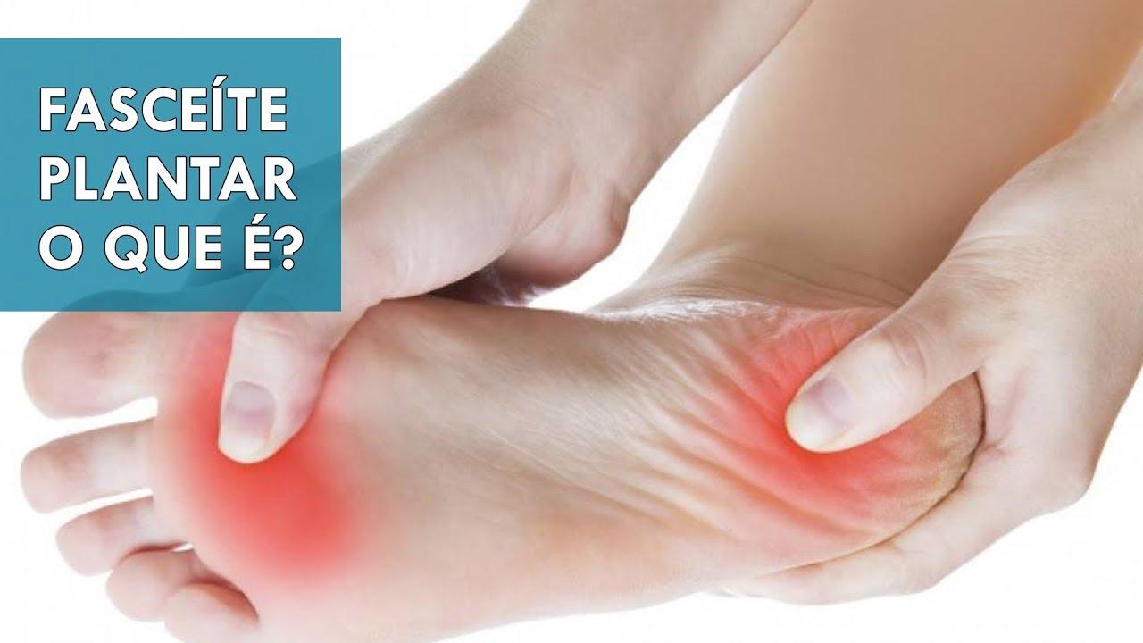 Nos pés que causa o dormência bilateral