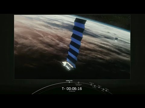 SpaceX Starlink Satellites' Flight Capabilities Explained