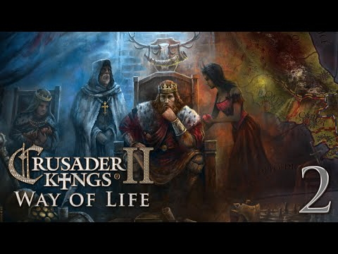 crusader kings 2 how to play