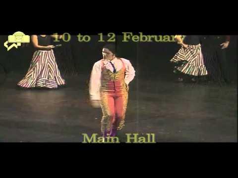 """Carmen"" Ballet - Flamenco de Madrid Company ( Spain ) Cairo Opera House"