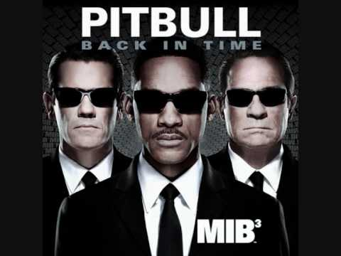 Pitbull Back in time Official Music Video