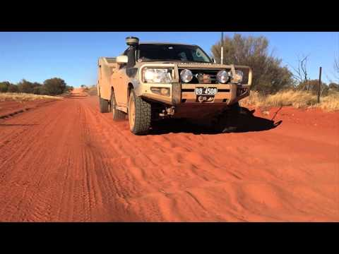 Corrugations: Why they destroy vehicles (inc slow motion) AKA: washboard road
