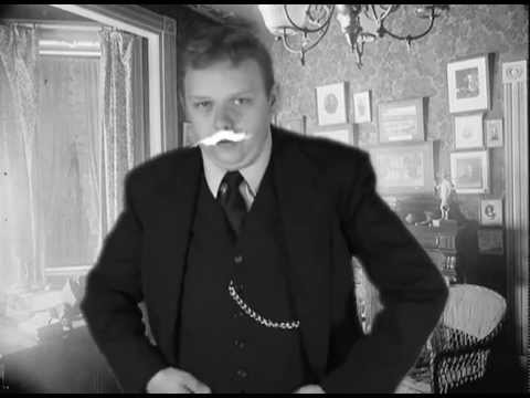 "President Taft- ""Lost Interview"""