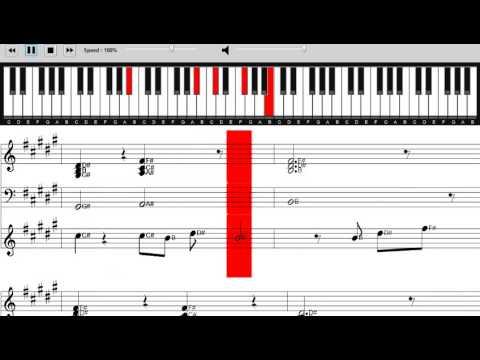 Nicki Minaj Ft Skylar Grey Bed Of Lies Sheet Music Piano Tutorial How To Play