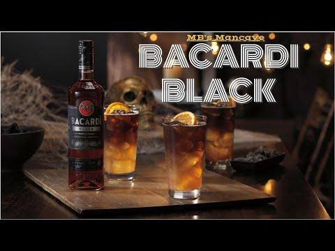 Bacardi Black Rum Review   #RumDiaries