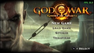 Best Settings For God Of War Ghost Of Sparta for PPSSPP Emulator Android