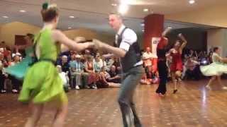 2015 Victorian Rock n Roll Dance Association state championship winners