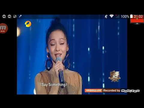 Say Something - KZ Tandingan Ep. 7 (SINGER 2018)