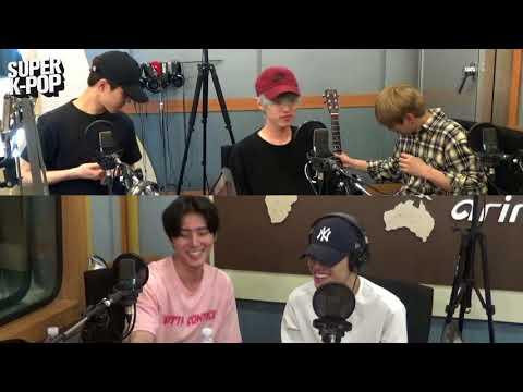 Super K-Pop DAY6 데이식스&39;s  Episode on Arirang Radio part2