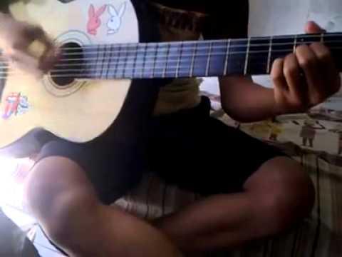 Cover gitar menemukanmu