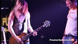 Rig Rundown - The Dead Daisies' Doug Aldrich and Marco Mendoza