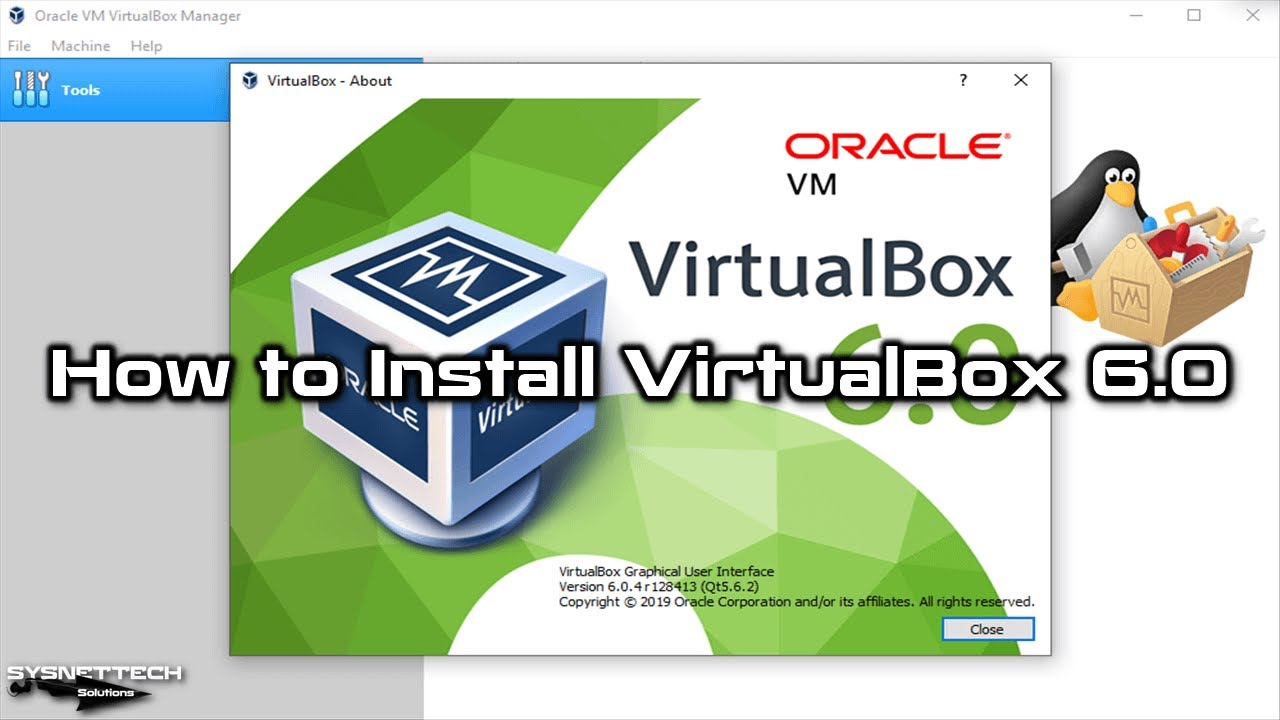 install virtualbox 6.0 ubuntu 16.04