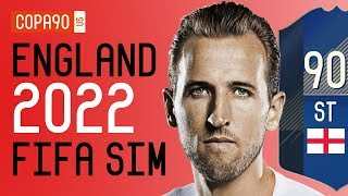 How Good Harry Kane and England Will Be at 2022 World Cup - FIFA 18 SIM | Ep. 2  ft. Rich Leigh