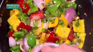How to make Chilli Paneer   Cheese Chilli Recipe   PTC Chatkaaray   Home Made Fast Food