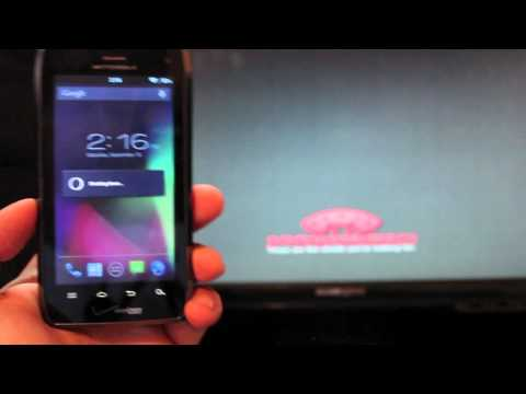 Droid 4 AOKP Kexec 4.1.1 Jelly Bean Rom Review and Install