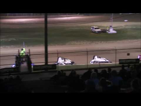 Sprint Car A Main at Lincoln Park Speedway 9 3 16