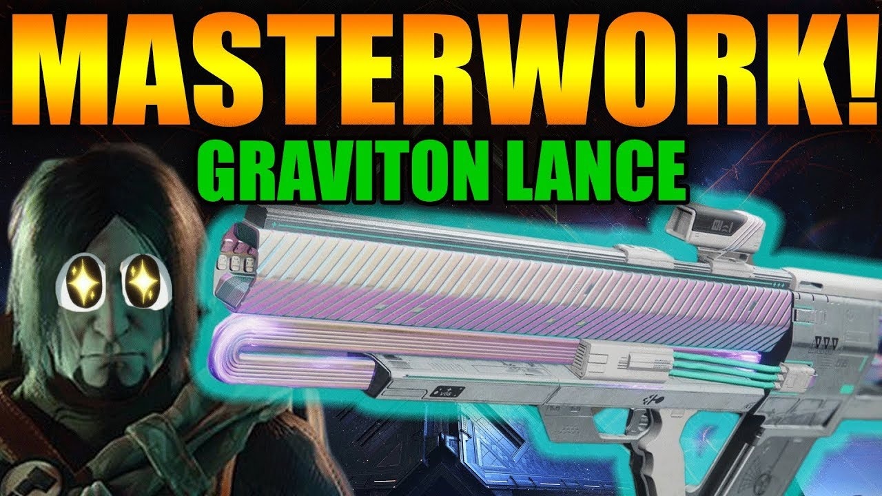 Destiny 2 | Graviton Lance Catalyst How To Get It Fully Upgraded | PvP  Gameplay Review Warmind DLC