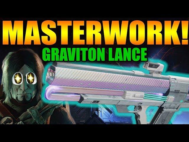 graviton lance ornament video, graviton lance ornament clip