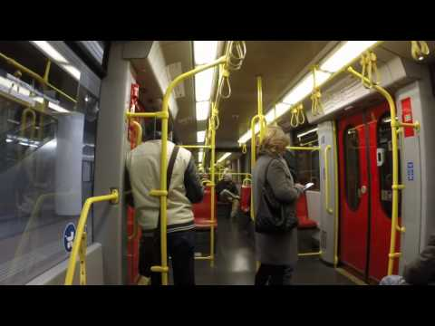 Wien U6 Siebenhirten - Floridsdorf
