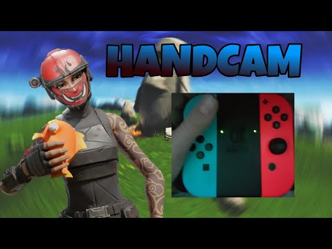 Fortnite Nintendo Switch Handcam ( Nintendo Switch Handcam )