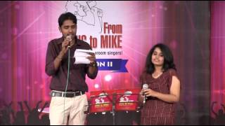 Sada Ninna Kannali - Rashmi and Shiv Kumar