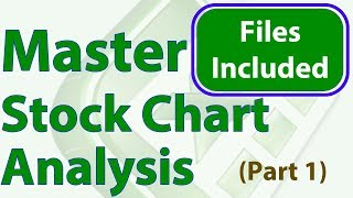 Master Stock Chart in Excel - Part 1 (6 Expert Chart Techniques)