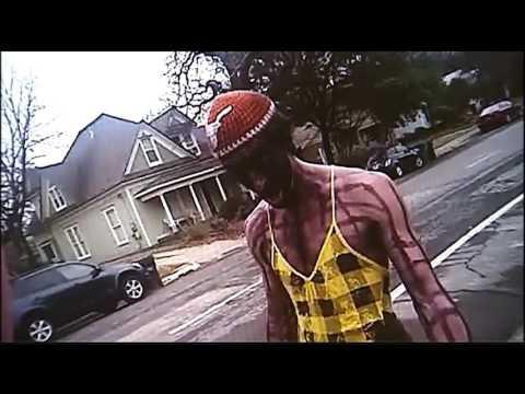 Denton 'I Am the Law' Man Arrest Police Bodycam