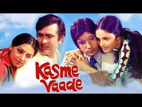 Kasme Vaade (1978) Full Hindi Movie   Amitabh Bachchan, Rakhee, Neetu Singh, Randhir Kapoor