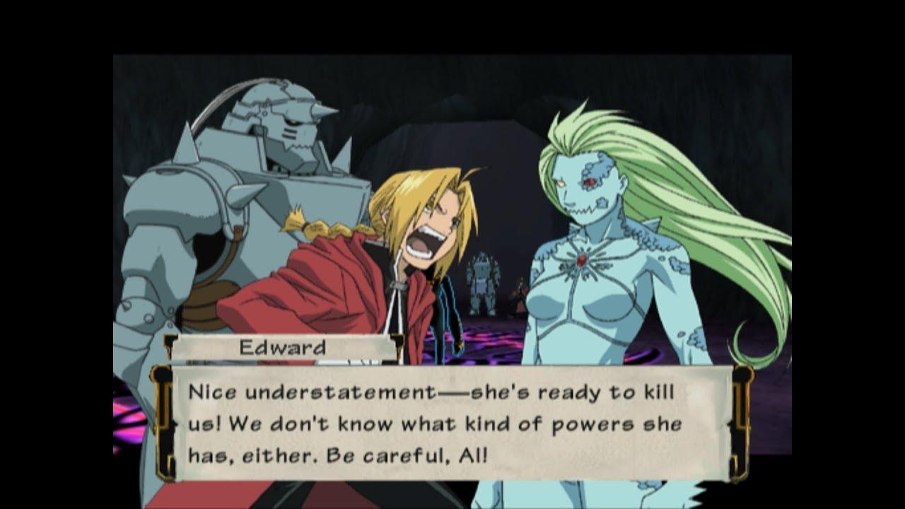 Fullmetal Alchemist 2: Curse Of The Crimson Elixir Chapter 4 - Back in Resembool - YouTube