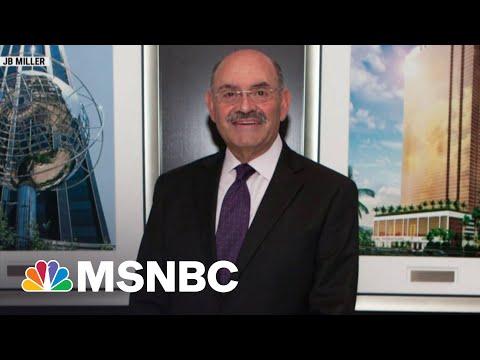 NY Prosecutors Zero In On Trump Accountant | MSNBC