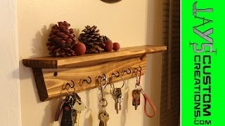 SUPER EASY Key Holder Shelves - 113
