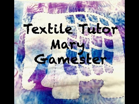 Colouricious Textile Art, Artists & Techniques - Mary Gamester Tutor
