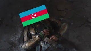 Карабахская война за 25 секунд