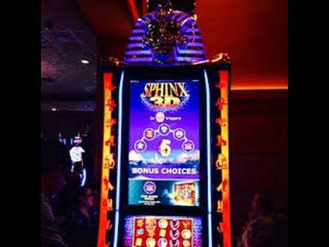 Bug slot machine sphinx