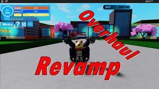 Roblox boku no roblox : Remastered overhaul revamp