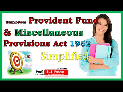 ILGL=06=A= Employees Provident Fund and Miscellaneous Provisions Act 1952