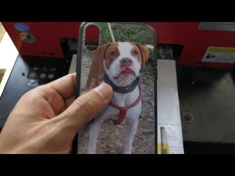How To Custom Print Your Own Phone Cases By DOMSEM UV Printer