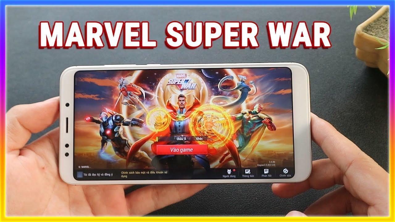 Marvel Super War: Cài đặt game cho điện thoại iphone và android |  Mê thủ thuật