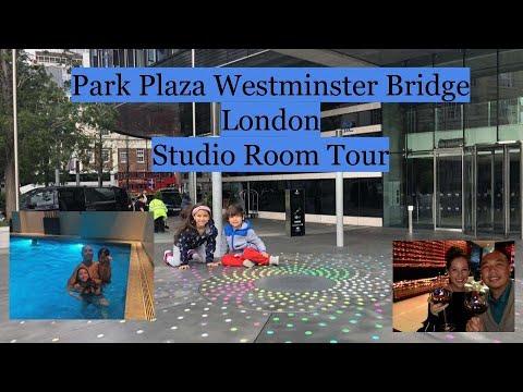 Park Plaza Westminster Bridge London Studio Room Tour