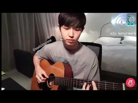 [Wanna One _THE HEAL - Sandglass] Kim Jaehwan Guitar Version