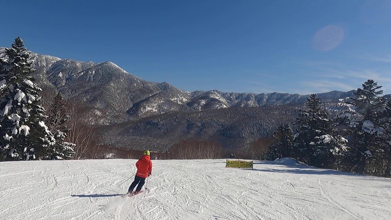 焼額山 スキー 場